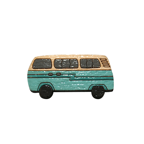 پیکسل طرح اتوبوس