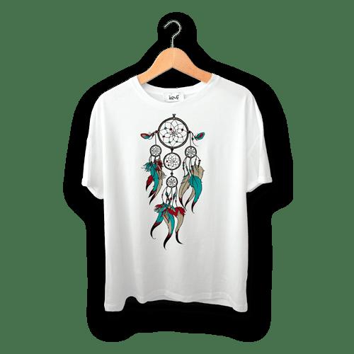 تی شرت طرح دریم کچر رویایی
