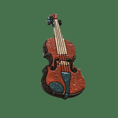 پیکسل چوبی طرح ویولن