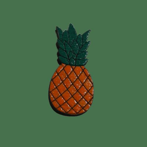 پیکسل چوبی طرح آناناس