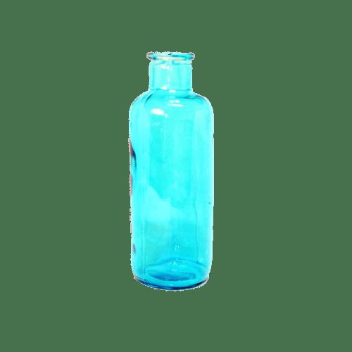 شیشه رنگی اقلیما فیروزه ای