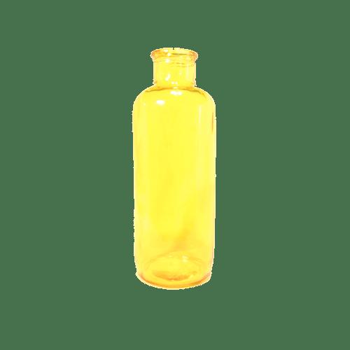 شیشه رنگی اقلیما زرد