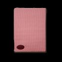 دفتر یادداشت جلد پارچه ای طرح خال خالی