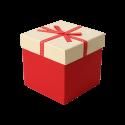 جعبه کادویی طرح پرفکت قرمز
