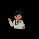 پیکسل چوبی دکتر