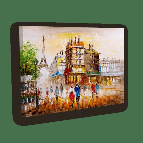 بوم کنواس پاریس