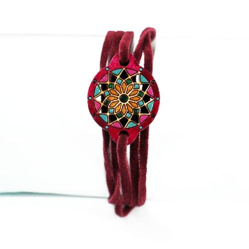 دستبند اسپرت چوبی